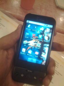 એન્રોઇડ જી૧ ફોન
