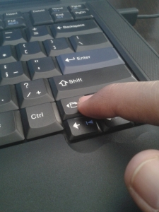 Useless keys in Thinkpad T410
