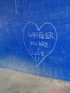 તું કોઇ પણ છે, મારો પ્રેમ સરખો..